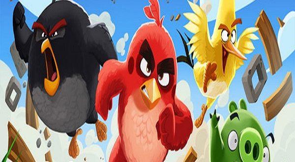 Angry Birds Borsa Helsinki