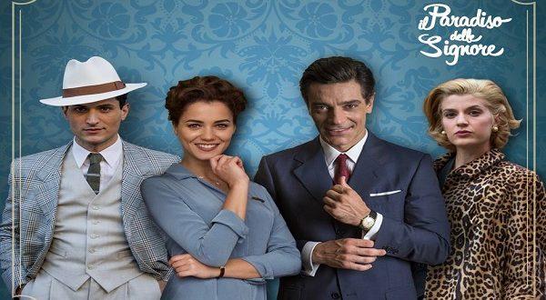 Il paradiso delle signore 2 anticipazioni, Vittorio e Andreina: l'amore c'è?