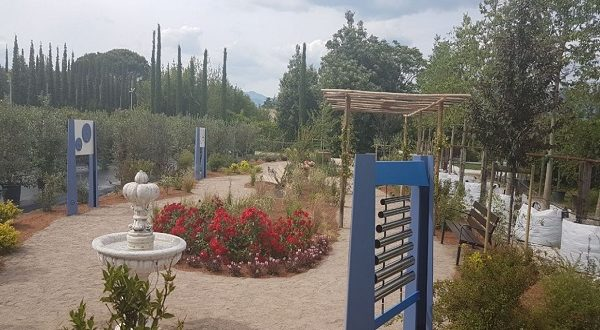 healing garden contro Alzheimer Pistoia