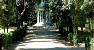 Roma Villa Borghese stupro