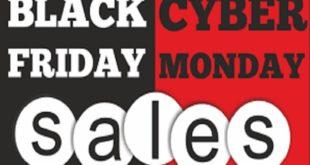 Black Friday Cyber Monday quando iniziano dove trovare sconti offerte online