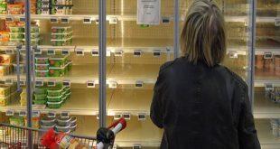 Burro, prezzi alle stelle: addio cornetti e biscotti