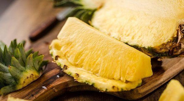 Combattere la cellulite con la dieta dell'ananas