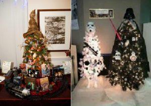 Natale 2017 tendenze addobbi casa e albero natalizio italia 24 ore - A tavola con harry potter ...