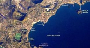 Terremoto a Pozzuoli, trema la Solfatara: nessun pericolo