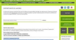 Annuncio sessista Garanzia Giovani: Poletti lo fa rimuovere