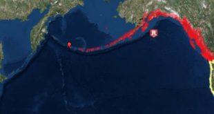 Terremoto in Alaska, sisma di magnitudo 8: allerta tsunami
